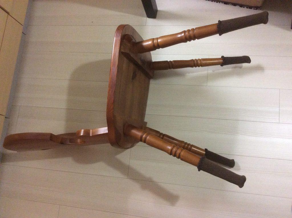 椅子の脚カバー